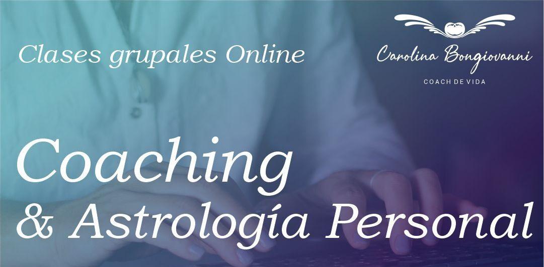 Coaching & Astrología Personal