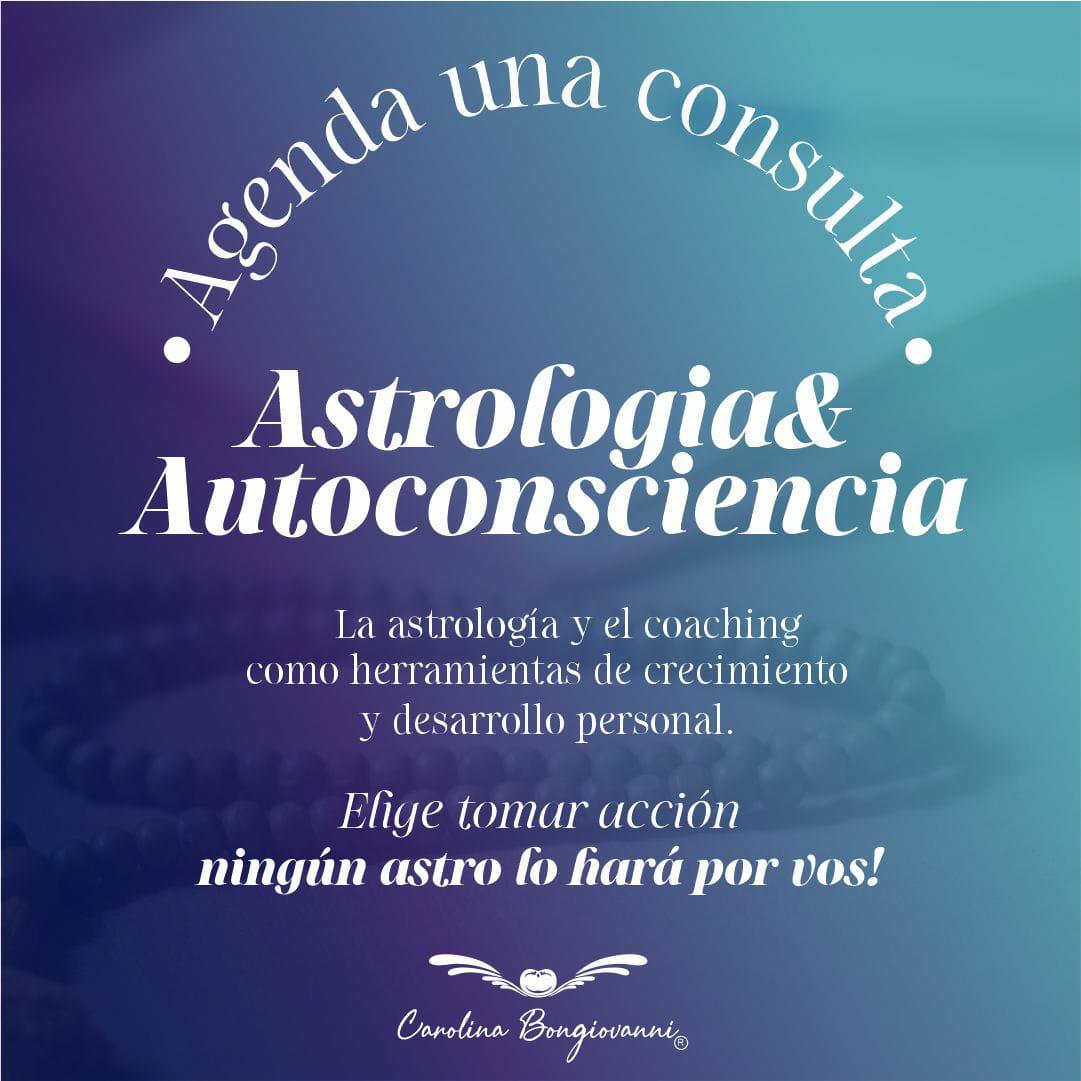 Sesiones online individuales Astrología & Autoconciencia